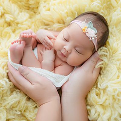 給寶寶第一份愛的禮物