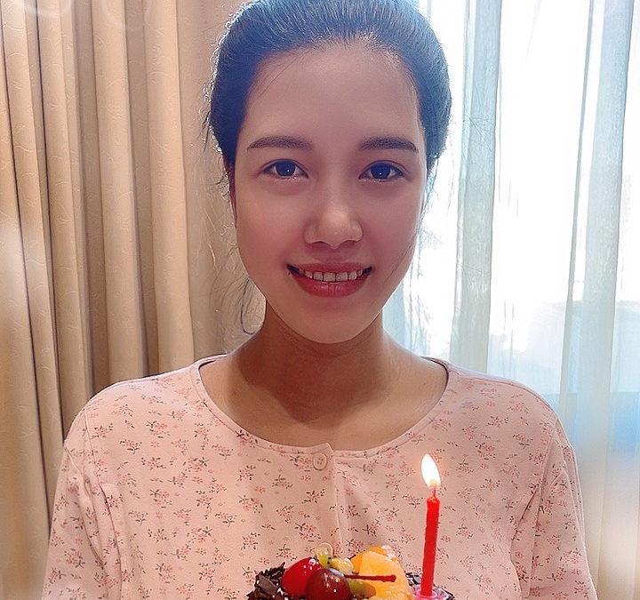 錦絨媽咪生日快樂